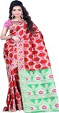 Laxmi Sarees Embellished Kanjivaram Silk...