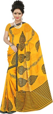 Shree Ambey Designer Sarees Printed Bollywood Georgette Sari