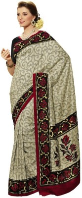Vipul Embellished Bhagalpuri Art Silk Sari