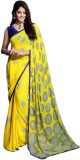 KL Collection Printed Fashion Georgette ...