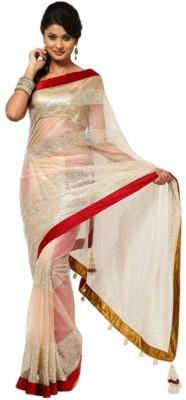 Fashion & You Self Design Bollywood Net Sari