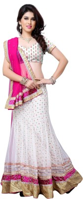 Diva Fashion Self Design Women's Lehenga Choli