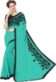 onlinefayda Embroidered Daily Wear Georg...