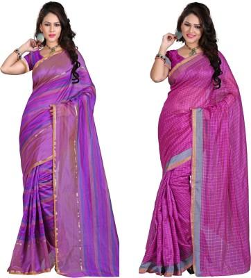 Fashion Now Printed Bhagalpuri Silk Sari