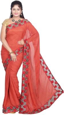 Sri Vari Fashions Self Design Fashion Chiffon Sari