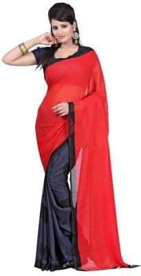 Shop Plaza Printed Daily Wear Georgette Sari