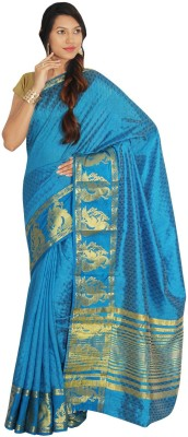 IndusDiva Paisley Fashion Cotton Sari