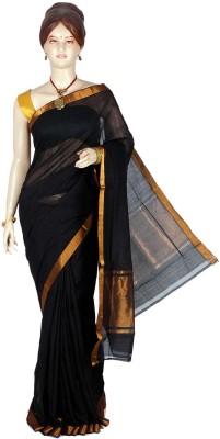 Andhra Handloom Heritage Plain Guntur Cotton Sari