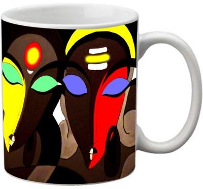 meSleep God MU-20-04 Ceramic Mug