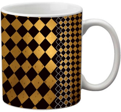 meSleep Pattern MU-20-37 Ceramic Mug
