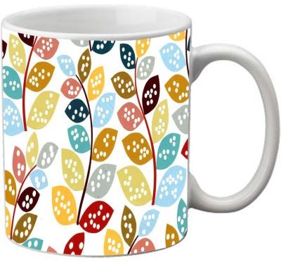meSleep Flower MU-20-32 Ceramic Mug