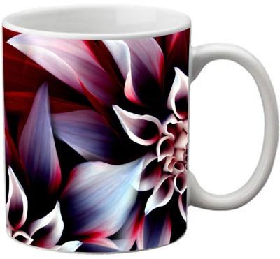 meSleep Flower MU-20-14 Ceramic Mug
