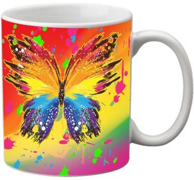 meSleep Butterfly MU-20-16 Ceramic Mug