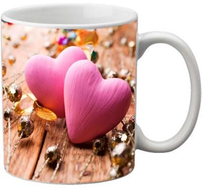 meSleep Heart MU-20-55 Ceramic Mug