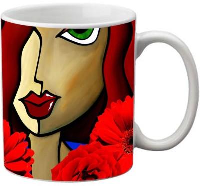 meSleep Lady MU-20-51 Ceramic Mug