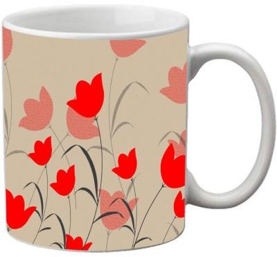 meSleep Flower MU-20-36 Ceramic Mug