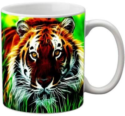 meSleep Tiger MU-20-22 Ceramic Mug
