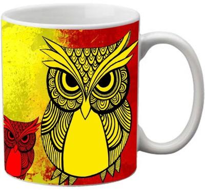 meSleep Owl MU-20-53 Ceramic Mug