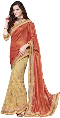 Chandramoulifashion Self Design Fashion Jacquard Sari