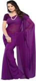 Multi Retail Solid Daily Wear Georgette ...