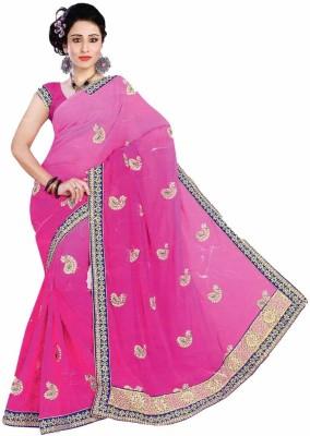 Ronaksarees Self Design Fashion Art Silk Sari
