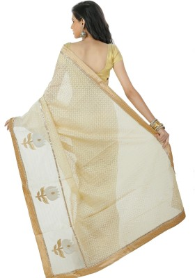 Shree Saree Kunj Self Design, Woven Bollywood Kota Cotton, Patola Sari