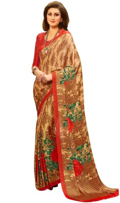 Paaneri Self Design Fashion Satin Sari
