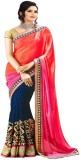 Go4fashion Embroidered Bollywood Georget...
