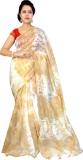 Tyra Sarees Self Design Fashion Handloom...