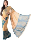 Samadhi Sarees Self Design Daily Wear Sy...