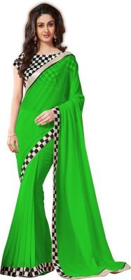 ARAJA Printed Bollywood Chiffon Sari