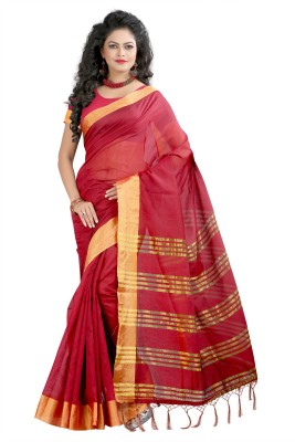 Kiran Saree Self Design Bollywood Cotton Sari