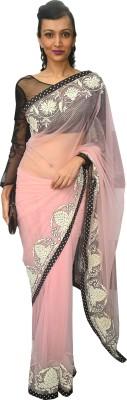 Kaali Fashion Self Design Fashion Net Sari