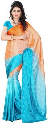 Firstloot Printed Fashion Handloom Jacquard Sari