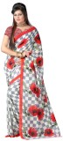 GSI Printed Daily Wear Georgette Saree (...