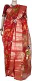 Banglarsare Printed Daily Wear Silk, Cot...