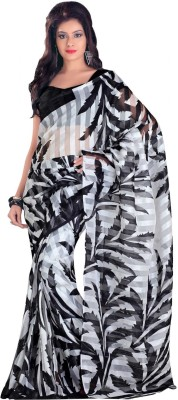Gullera Printed Fashion Cotton Sari