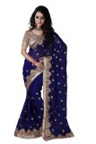 Bunny Sarees Embroidered Fashion Georget...