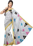 Komal Sarees Embriodered Bollywood Handl...