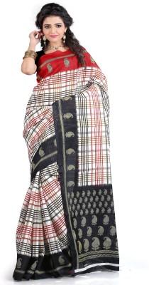Neeta Creation Printed Fashion Art Silk Sari