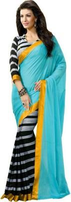 Parchayee Printed Fashion Art Silk Sari