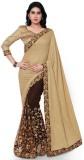 Ustaad Printed Fashion Net Sari