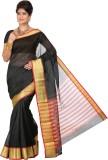 Right Shape Solid Bollywood Handloom Sil...