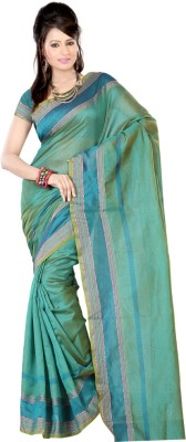 Yaari Fashion Self Design Daily Wear Silk Sari