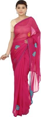Gopalka Prints Embriodered Fashion Chiffon Sari