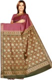 Ghasitaram Gifts Self Design Banarasi Ar...