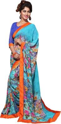 Rangeela Sarees Printed Fashion Georgette Sari