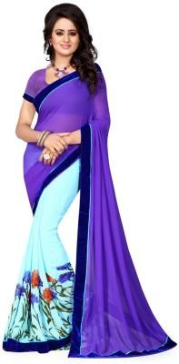 Style U Self Design Bollywood Georgette Sari