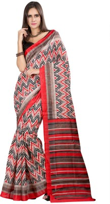 Velli Printed Fashion Cotton Sari