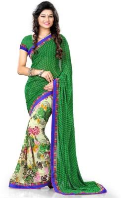Shaurya Trendz Printed Fashion Silk Sari